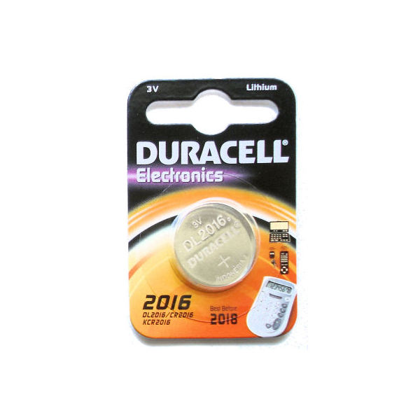 Duracell CR2016 Knappcell