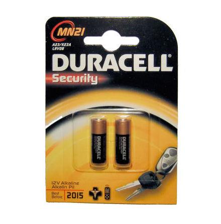 2x Duracell MN21