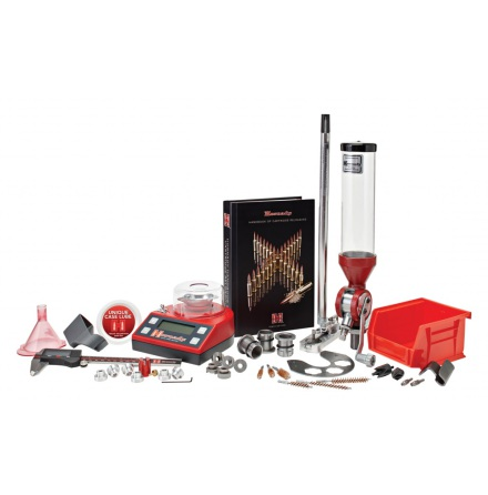 HORNADY SINGLE STAGE, LOCK-N-LOAD IRON PRESS KIT W/AUTO PRIME