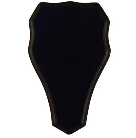 Trofésköld Dovhjort 33x19cm (32x18cm)