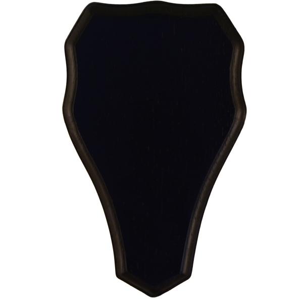 Trofesköld Kronhjort 48x25cm (46x23cm)