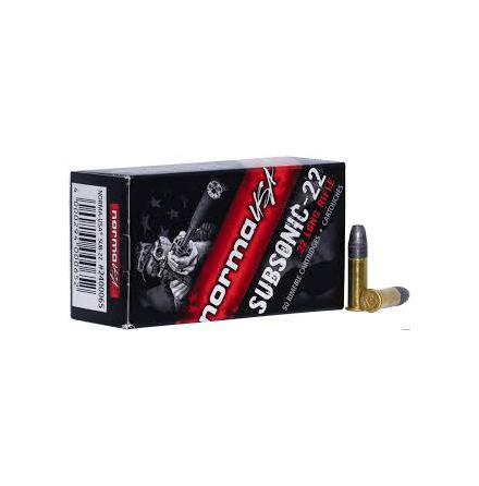 22LR Norma SUBSONIC