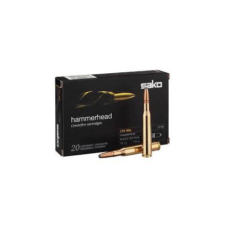 Sako Hammerhead 270W 10,1g