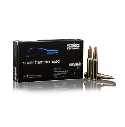 Sako Super Hammerhead 308w 11,7g