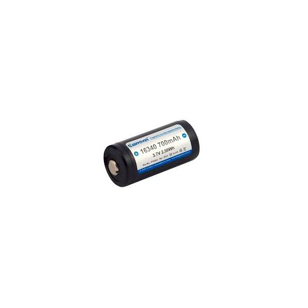 Keeppower Batteri 16340 3,7v 700mAh
