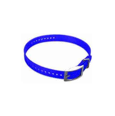 Garmin ersättningshalsband 25,4mm/1tum Blått