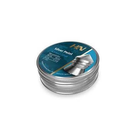 Silver Point Luftgevärskulor 5,5mm