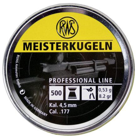 RWS Meisterkugeln 4,5mm