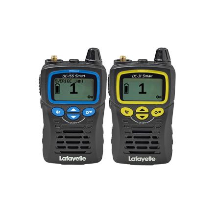 Lafayette Smart Kombipaket 155Mhx & 31Mhz