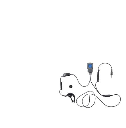 Mini-headset Inre/Mobil