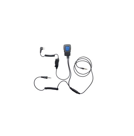 Mini-headset Peltor/Mobil