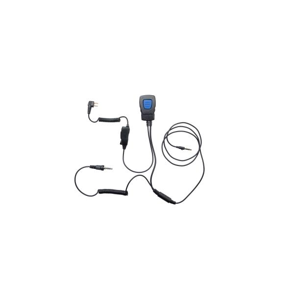 Mini-headset Peltor/Mobil